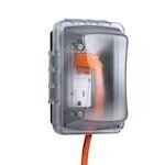 Outdoor Electric Outlet