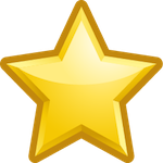 Star Shaped Icon